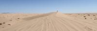 Joel on the dunes in Algodones