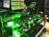 GLAMR laser