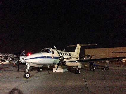 SLAP Flight Preparations