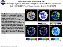 Cloud Observations from DSCOVR EPIC